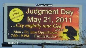 May 21st Judgment Day from a Biblical Perspective 1