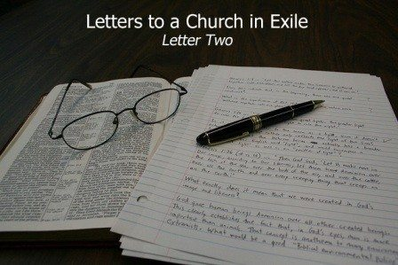 Letters to a Church in Exile – Letter Two