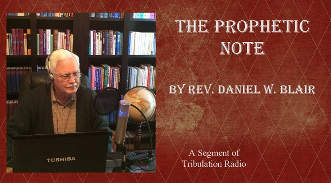 The Prophetic Note – The Mark