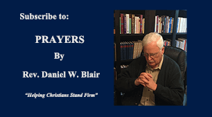 Prayers by Rev. Daniel W. Blair