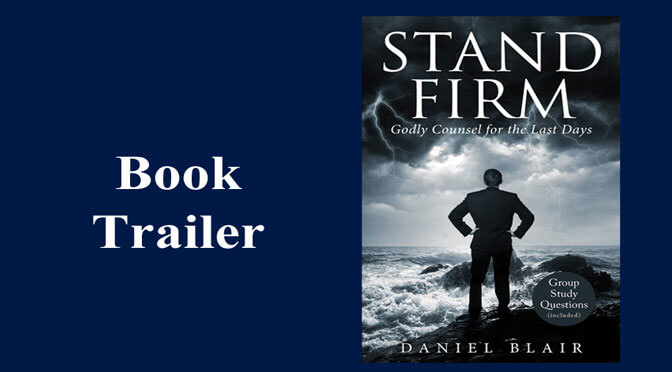 Stand Firm Book Trailer (Video)
