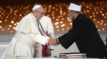 Two Major Religions Prepare for the New World Order